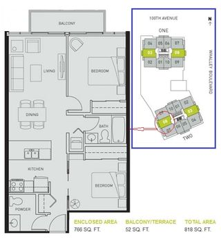 """Photo 43: 1408 9981 WHALLEY Boulevard in Surrey: Whalley Condo for sale in """"Park Place II"""" (North Surrey)  : MLS®# R2129602"""