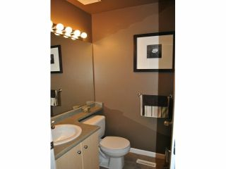 """Photo 10: # 86 18883 65TH AV in Surrey: Cloverdale BC Townhouse for sale in """"Applewood"""" (Cloverdale)  : MLS®# F1402311"""