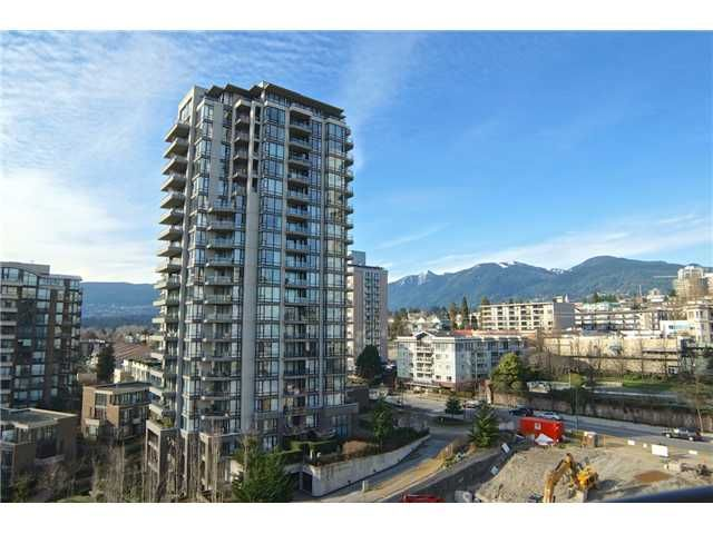 """Main Photo: 906 124 W 1ST Street in North Vancouver: Lower Lonsdale Condo for sale in """"The Q"""" : MLS®# V1022114"""