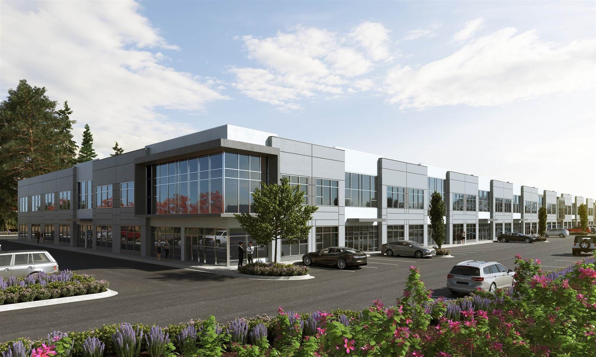 Main Photo: 145 1891 FOY Street: Industrial for sale in Abbotsford: MLS®# C8039486