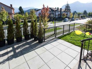 """Photo 13: 25 1204 MAIN Street in Squamish: Downtown SQ Townhouse for sale in """"AQUA AT COASTAL VILLAGE"""" : MLS®# V1140937"""