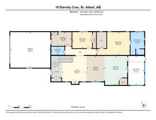 Photo 37: 19 Eternity Crescent: St. Albert House for sale : MLS®# E4264555
