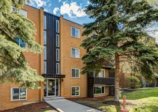 Photo 1: 404 507 57 Avenue SW in Calgary: Windsor Park Apartment for sale : MLS®# A1112895