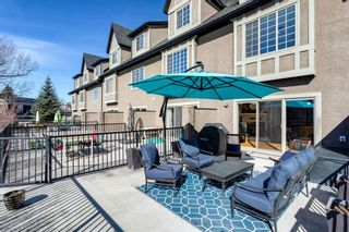 Photo 23: 17 11 Scarpe Drive SW in Calgary: Garrison Woods Row/Townhouse for sale : MLS®# A1103969