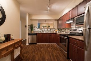 "Photo 9: 105 2357 WHYTE Avenue in Port Coquitlam: Central Pt Coquitlam Condo for sale in ""RIVERSIDE PLACE"" : MLS®# R2088515"