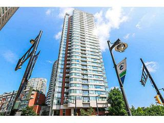 """Photo 1: 1610 688 ABBOTT Street in Vancouver: Downtown VW Condo  in """"FIRENZE 2"""" (Vancouver West)  : MLS®# V1091067"""