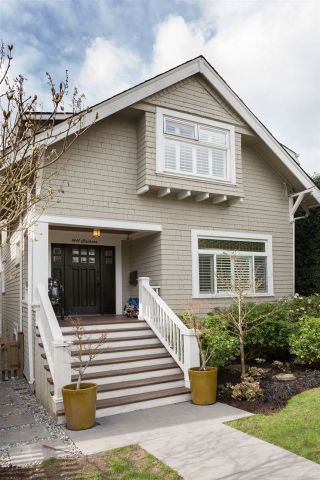Photo 1: 1841 STEPHENS STREET in Vancouver: Kitsilano House for sale (Vancouver West)  : MLS®# R2046139