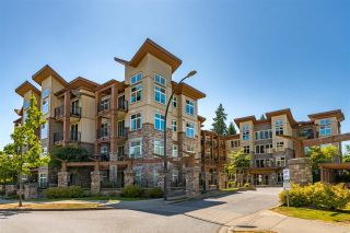 """Photo 1: 110 10237 133 Street in Surrey: Whalley Condo for sale in """"ETHICAL GARDENS AT CENTRAL CITY"""" (North Surrey)  : MLS®# R2592502"""