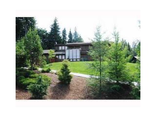 """Photo 1: 12650 261ST Street in Maple Ridge: Websters Corners House for sale in """"WHISPERING FALLS"""" : MLS®# V824540"""