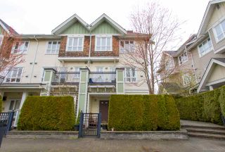 """Photo 1: 3234 E 54TH Avenue in Vancouver: Champlain Heights Townhouse for sale in """"CHAMPLAIN VILLAGE"""" (Vancouver East)  : MLS®# R2564180"""