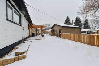 Photo 41: 9244 81 Street NW in Edmonton: Zone 18 House for sale : MLS®# E4226829