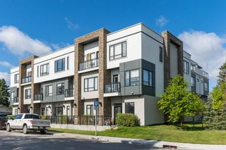 Main Photo: 203 15 Rosscarrock Gate SW in Calgary: Rosscarrock Row/Townhouse for sale : MLS®# A1145524