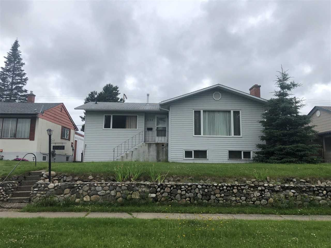 Main Photo: 1123 EWERT Street in Prince George: Central House for sale (PG City Central (Zone 72))  : MLS®# R2470794