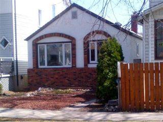 Photo 1: 907 Ashburn Street in WINNIPEG: West End / Wolseley Residential for sale (West Winnipeg)  : MLS®# 1309033