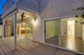 Photo 3: Condo for rent : 2 bedrooms : 3997 Crown Point #33 in San Diego