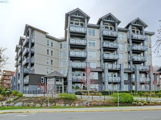 Photo 1: 405 924 Esquimalt Rd in VICTORIA: Es Esquimalt Condo for sale (Esquimalt)  : MLS®# 781960