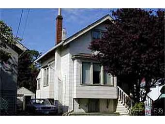 Main Photo: 1440 Bay St in VICTORIA: Vi Oaklands House for sale (Victoria)  : MLS®# 237579