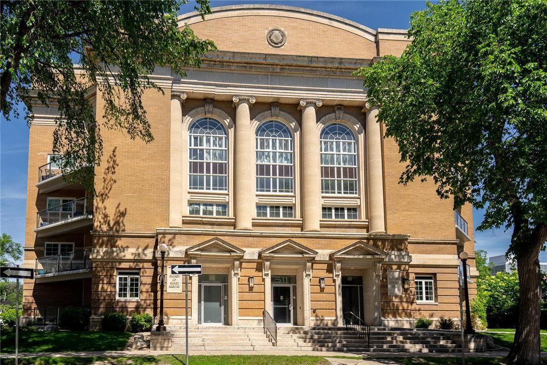 Main Photo: 103 511 River Avenue in Winnipeg: House for sale : MLS®# 202114978