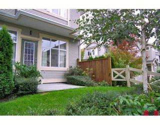 """Photo 10: 11 14959 58TH Avenue in Surrey: Sullivan Station Townhouse for sale in """"SKYLANDS"""" : MLS®# F2724942"""