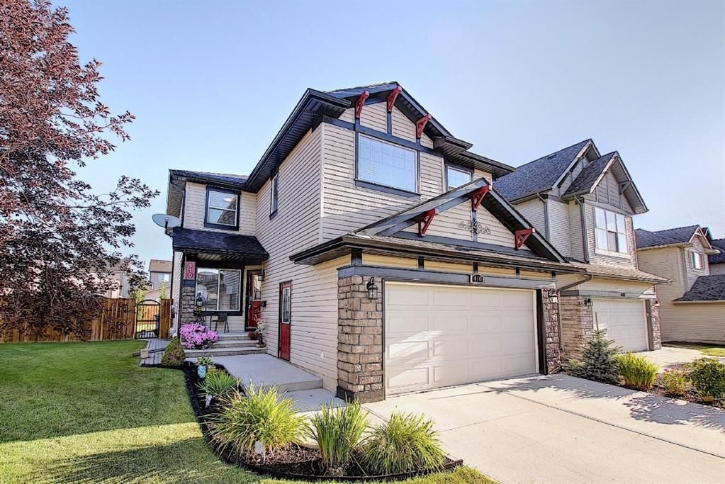 Main Photo: 410 DRAKE LANDING Point: Okotoks Detached for sale : MLS®# A1026782