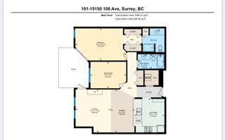 """Photo 31: 101 15150 108 Avenue in Surrey: Guildford Condo for sale in """"Riverpointe"""" (North Surrey)  : MLS®# R2613508"""