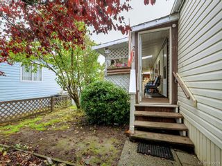 Photo 20: 21 1581 Middle Rd in VICTORIA: VR Glentana Manufactured Home for sale (View Royal)  : MLS®# 799550