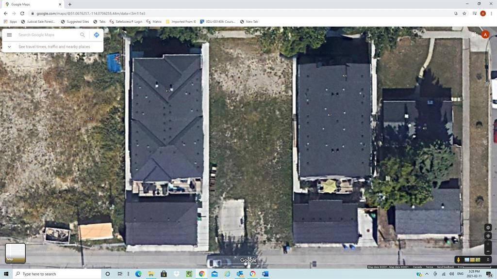 Main Photo: 411 17 Avenue NW in Calgary: Mount Pleasant Residential Land for sale : MLS®# A1069113
