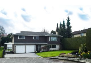 Photo 1: 5230 SHELBY CT in Burnaby: Deer Lake Place House for sale (Burnaby South)  : MLS®# V1112661