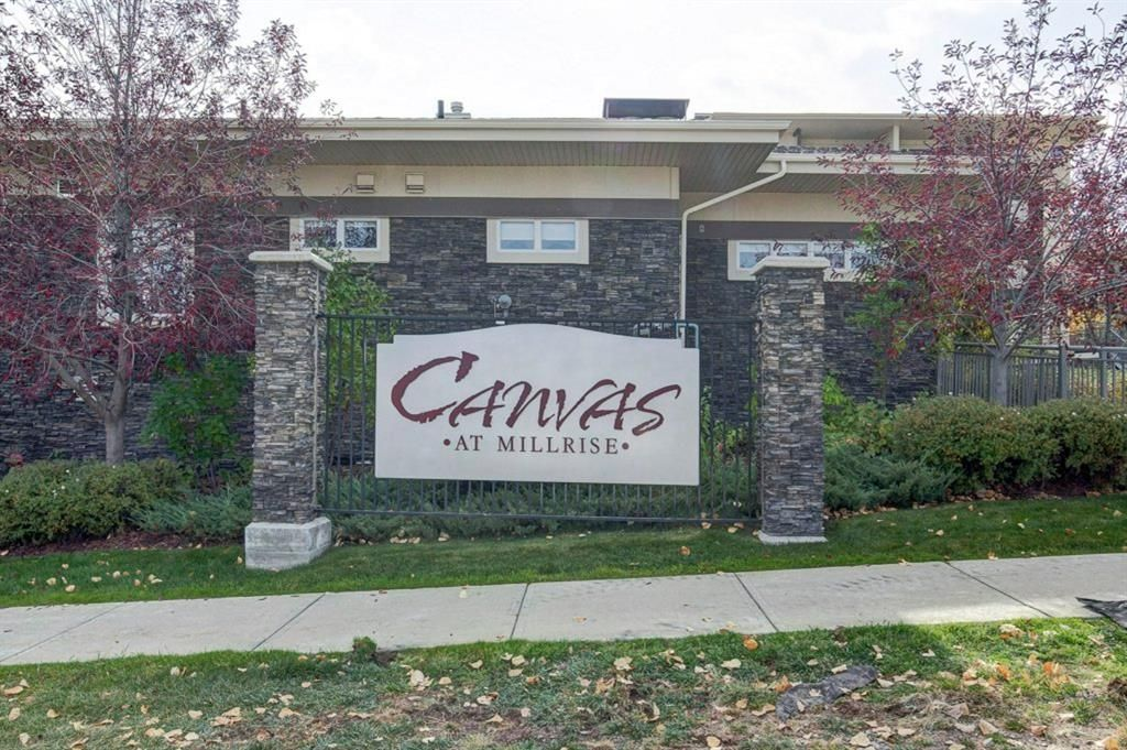 Main Photo: 414 23 MILLRISE Drive SW in Calgary: Millrise Apartment for sale : MLS®# A1055519