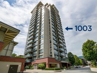"Photo 1: 1003 2959 GLEN Drive in Coquitlam: North Coquitlam Condo for sale in ""THE PARC"" : MLS®# R2247739"