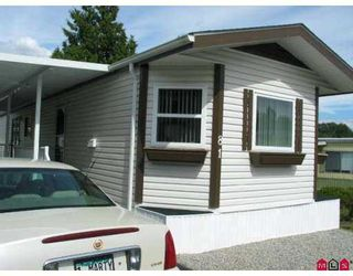 """Photo 1: 81 1840 160 Street in Surrey: King George Corridor Manufactured Home for sale in """"BREAKAWAY BAYS"""" (South Surrey White Rock)  : MLS®# F2721766"""
