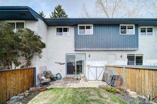 Photo 39: 32 800 Bowcroft Place: Cochrane Row/Townhouse for sale : MLS®# A1106385