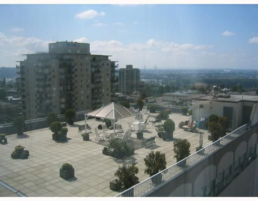 """Main Photo: 901 615 BELMONT Street in New Westminster: Uptown NW Condo for sale in """"BELMONT TOWERS"""" : MLS®# V782489"""
