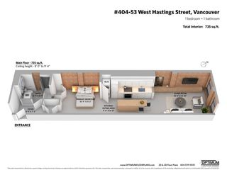 """Photo 21: 404 53 W HASTINGS Street in Vancouver: Downtown VW Condo for sale in """"Paris Block"""" (Vancouver West)  : MLS®# R2539931"""