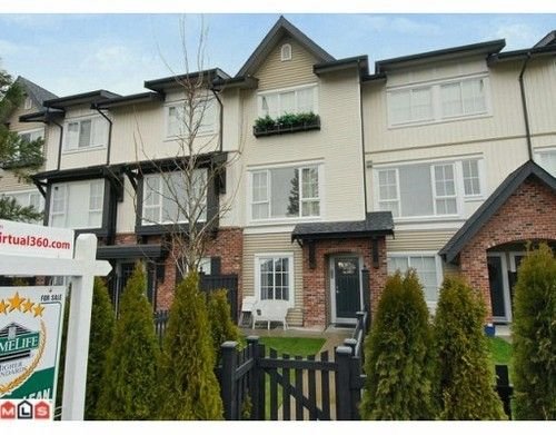 Main Photo: 47 2450 161A Street in Glenmore: Home for sale : MLS®# F1005100
