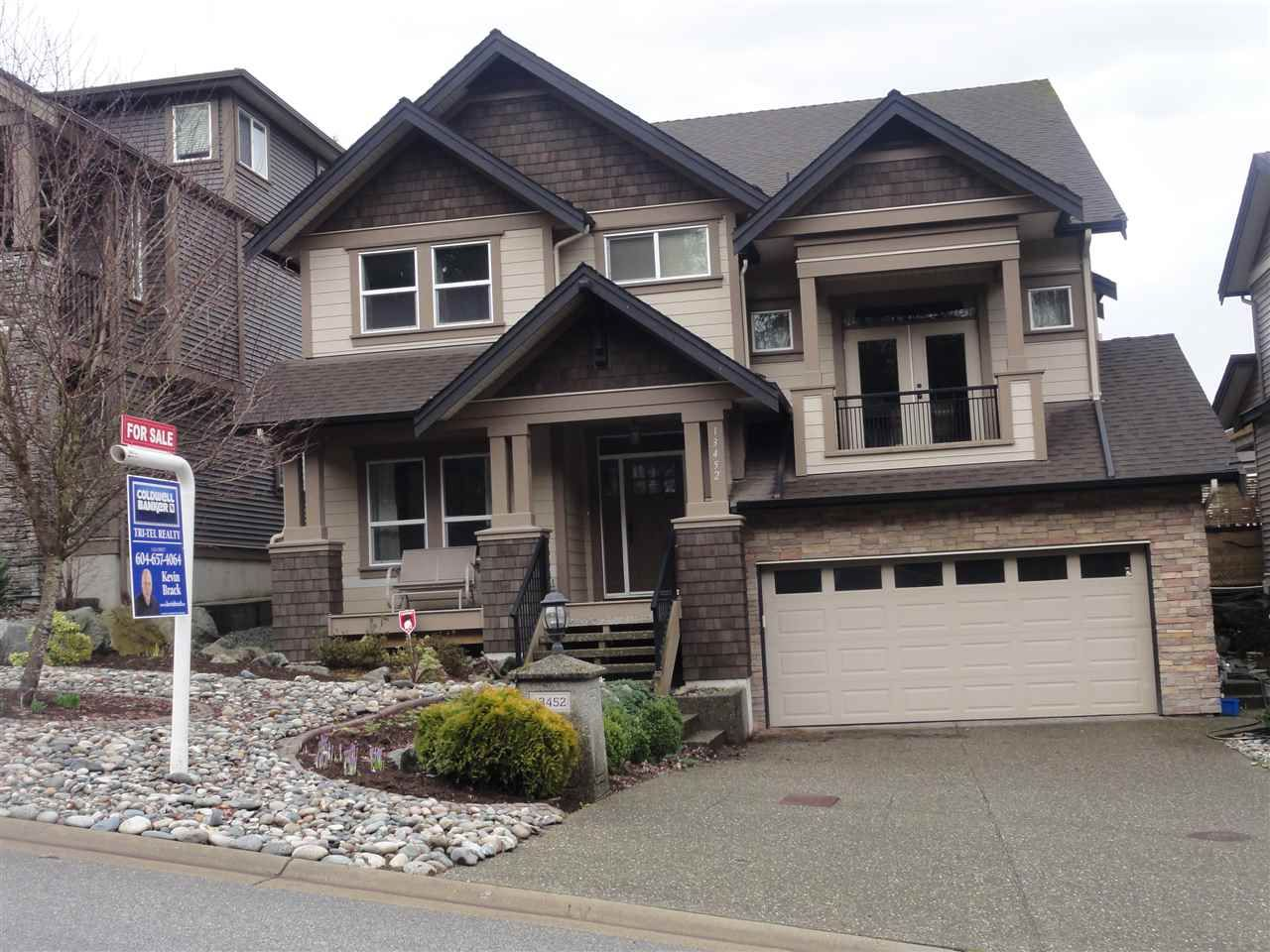 Main Photo: 13452 235 STREET in Maple Ridge: Silver Valley House for sale : MLS®# R2036054