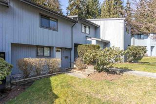 """Photo 1: 853 BLACKSTOCK Road in Port Moody: North Shore Pt Moody Townhouse for sale in """"WOODSIDE VILLAGE"""" : MLS®# R2447031"""
