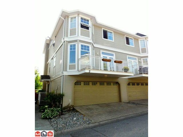 Main Photo: 2 6518 121ST STREET in : West Newton Townhouse for sale : MLS®# F1123286