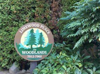 "Photo 1: 7923 LIMEWOOD Place in Vancouver: Champlain Heights Townhouse for sale in ""Woodlands"" (Vancouver East)  : MLS®# R2415009"