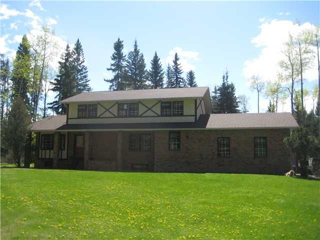 Main Photo: 4295 SUNSHINE Crescent in Prince George: Buckhorn House for sale (PG Rural South (Zone 78))  : MLS®# N201259