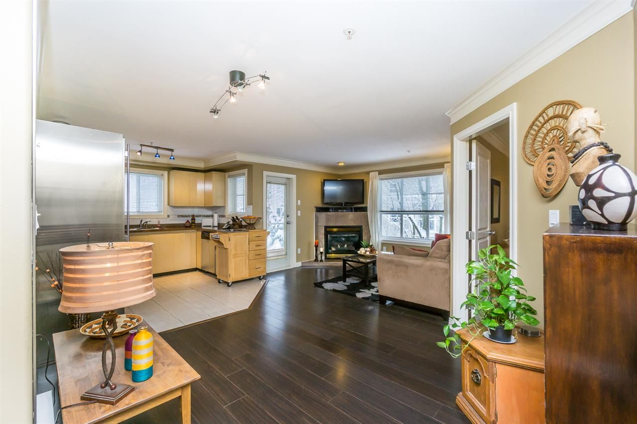 "Main Photo: 303 8115 121A Street in Surrey: Queen Mary Park Surrey Condo for sale in ""THE CROSSING"" : MLS®# R2137886"