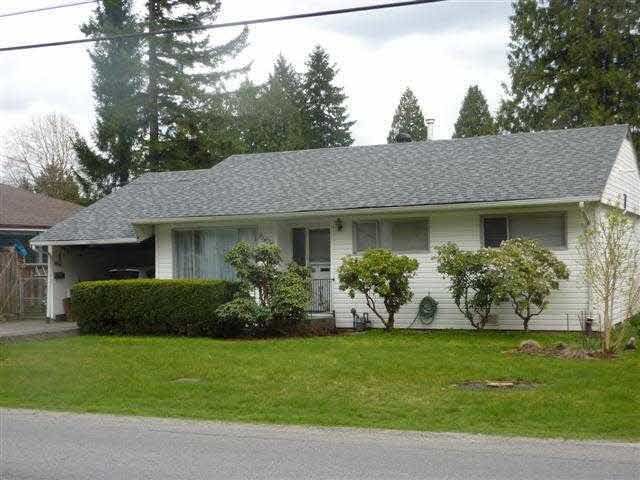 Main Photo: 21474 123RD AVENUE in : West Central House for sale : MLS®# V882514