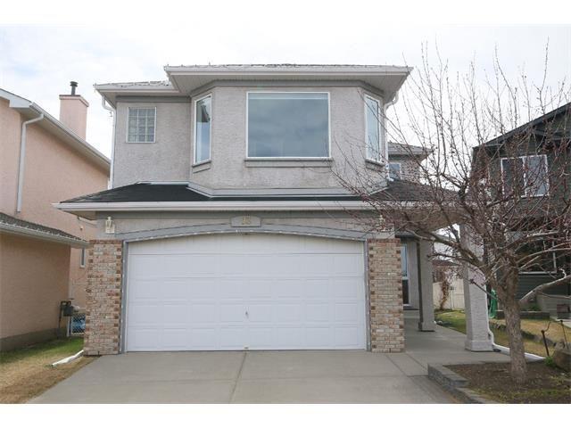 Main Photo: 93 CITADEL Circle NW in Calgary: Citadel House for sale : MLS®# C4008009