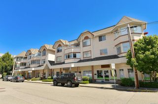 Photo 1: 201 9717 Third St in Sidney: Si Sidney South-East Condo for sale : MLS®# 884173