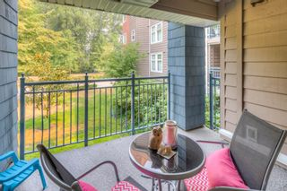 """Photo 11: 211 1200 EASTWOOD Street in Coquitlam: North Coquitlam Condo for sale in """"Lakeside Terrace"""" : MLS®# R2195030"""