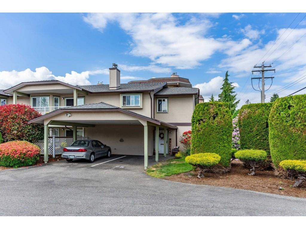 """Main Photo: 25 8975 MARY Street in Chilliwack: Chilliwack W Young-Well Townhouse for sale in """"HAZELMERE"""" : MLS®# R2585506"""