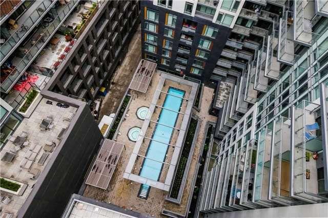 Photo 17: Photos: 321 525 W Adelaide Street in Toronto: Waterfront Communities C1 Condo for sale (Toronto C01)  : MLS®# C4301746