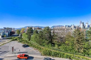 """Photo 34: 513 1540 W 2ND Avenue in Vancouver: False Creek Condo for sale in """"THE WATERFALL BUILDING"""" (Vancouver West)  : MLS®# R2624820"""