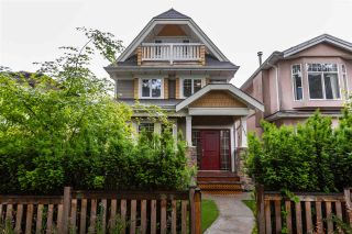 Photo 1: 1336 E 23RD Avenue in Vancouver: Knight 1/2 Duplex for sale (Vancouver East)  : MLS®# R2459298
