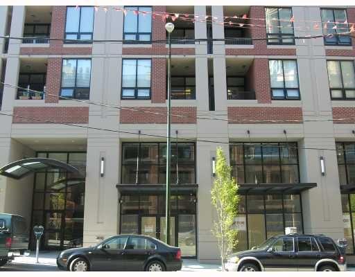 "Main Photo: 401 531 BEATTY Street in Vancouver: Downtown VW Condo for sale in ""531 BEATTY"" (Vancouver West)  : MLS®# V667517"
